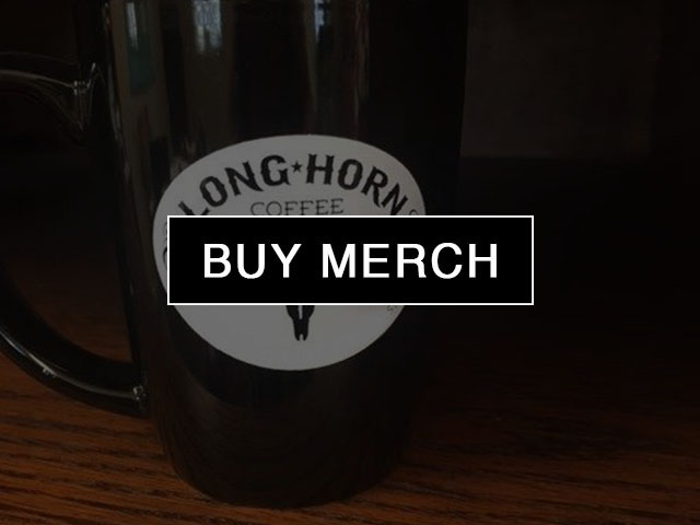 High Caffeine Coffee Longhorn Coffee Co San Angelo TX - merch